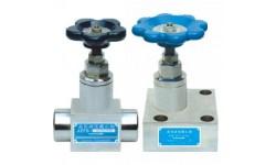 JZFS型高压液压截止阀(螺纹式)